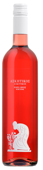 Askitikos - Rosé trocken (750ml)
