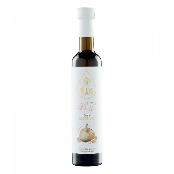Olivenöl Natives Extra mit Knoblauch (100ml)