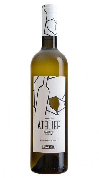 Atelier Lagorthi-Riesling – Weiß trocken (750 ml)
