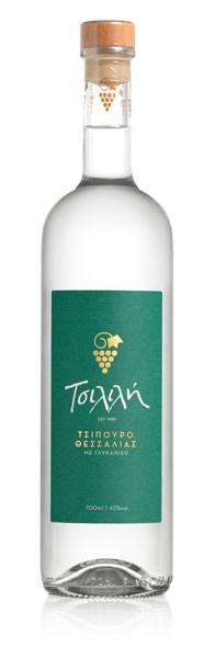Tsipouro mit Anis (700ml) Tsililis