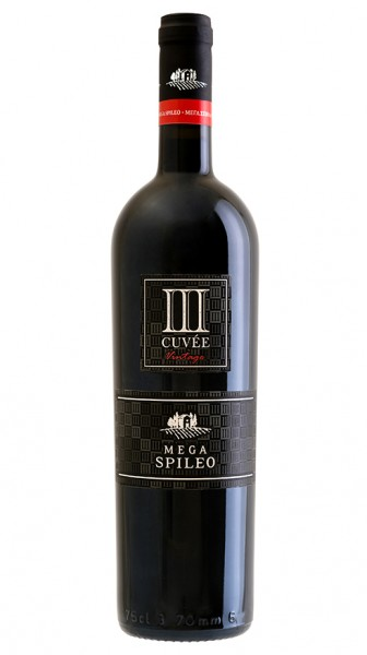 Mega Spileo Cuvée III – Rot trocken (750 ml)