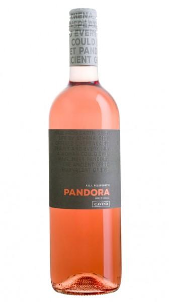 Pandora Agiorgitiko – Rosé trocken (750 ml)