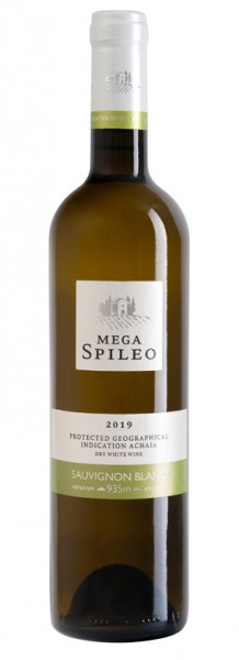 Mega Spileo Sauvignon Blanc – Weiß trocken (750 ml)