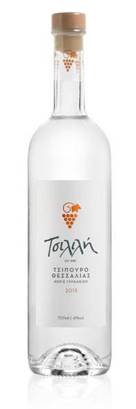 Tsipouro ohne Anis (700ml) Tsililis