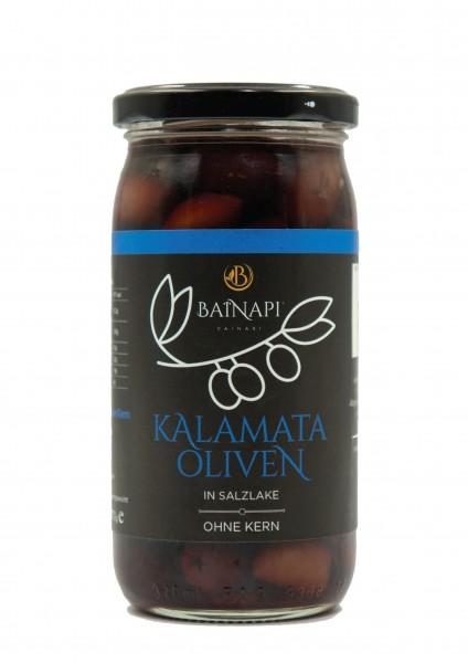 Oliven Kalamata ohne Kern (1kg) Vainari