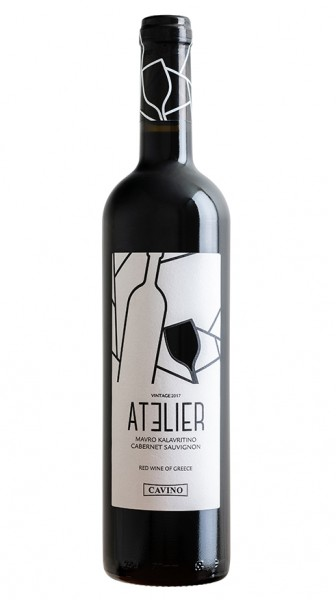 Atelier Mavro Kalavritino-Cabernet Sauvignon – Rot trocken (750 ml)
