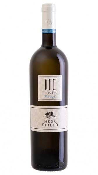 Mega Spileo Cuvée III – Weiß trocken (750 ml)