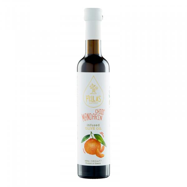 Olivenöl Natives Extra mit Clementinen (100ml)