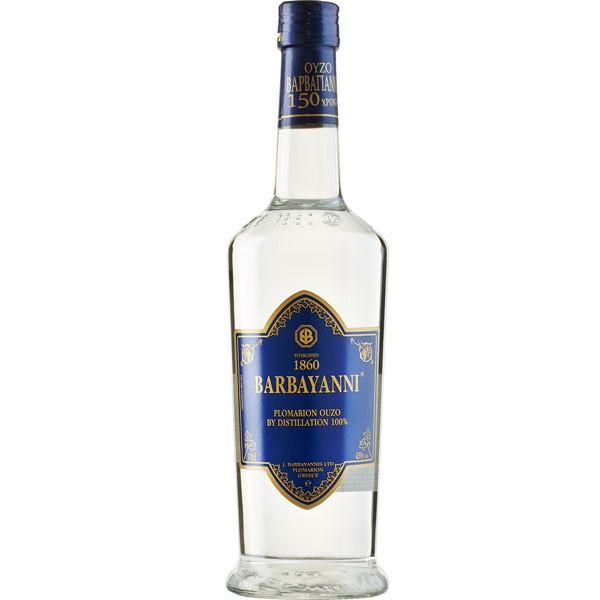 Ouzo Barbayanni Blau (700 ml)