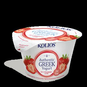 Yoghurt 0% Erdbeere (150g) Kolios