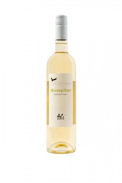 Moschofilero Mantinia – Weiß trocken (750) Sokos