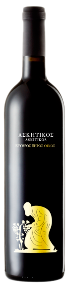 Askitikos - Rot trocken (750 ml)