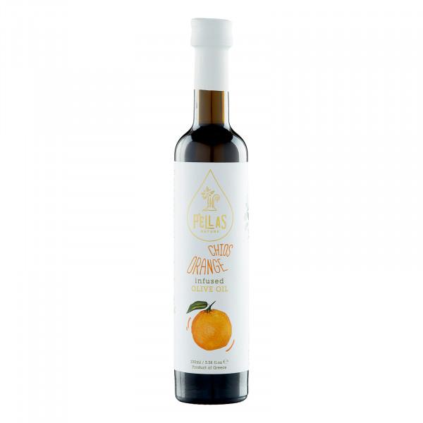 Olivenöl Natives Extra mit Orange (100ml)