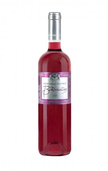 Vissino Agiorgitiko-Syrah – Rosé trocken (750 ml)