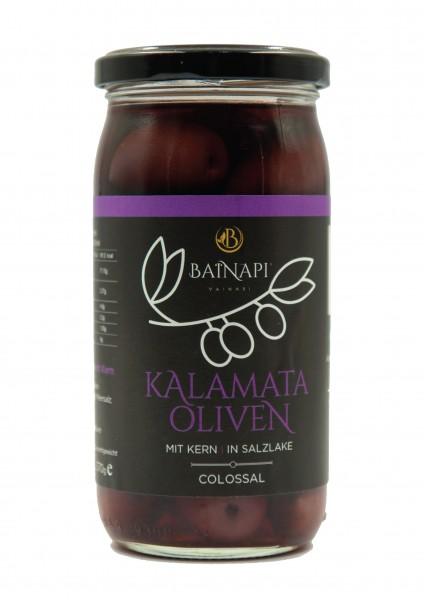 Oliven Kalamata Colossal (370g) Vainari