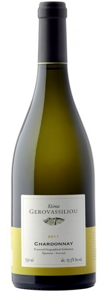 Chardonnay Gerovassiliou – Weiß trocken (750 ml)