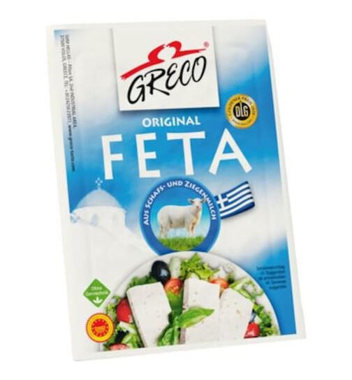 Feta 48% Fett (200g) Greco