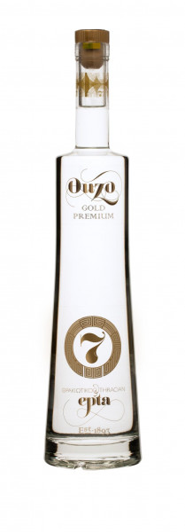 Ouzo Epta Premium Gold (700 ml)