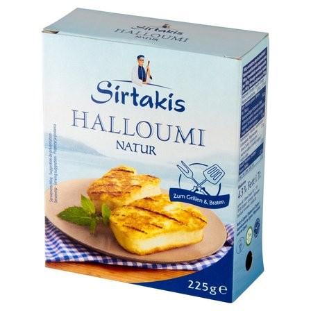 Halloumi 43% Fett (225g) Sirtakis