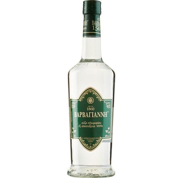 Ouzo Barbayanni Grün (700 ml)